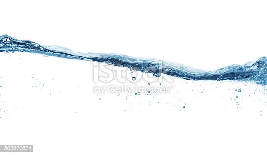 629189244 istock photo Water surface isolated on white 503870574