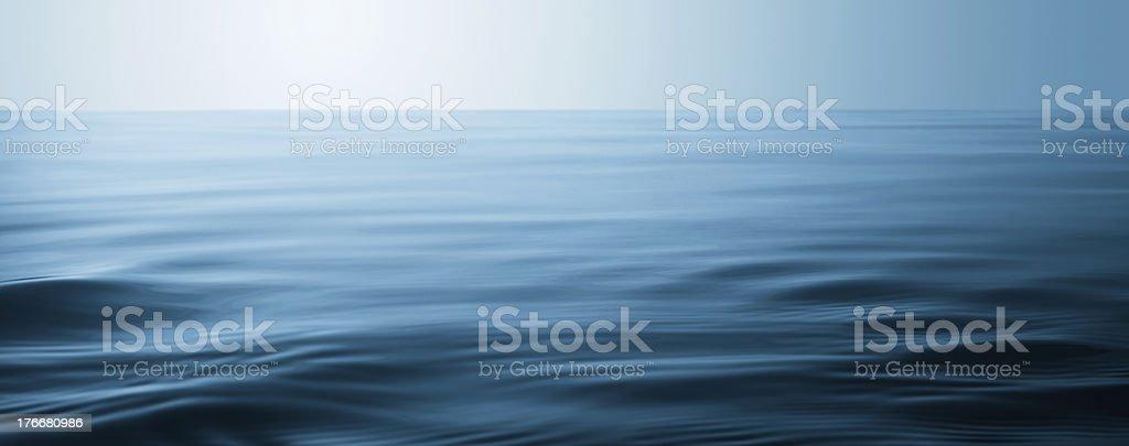 Superficie del agua foto de stock libre de derechos