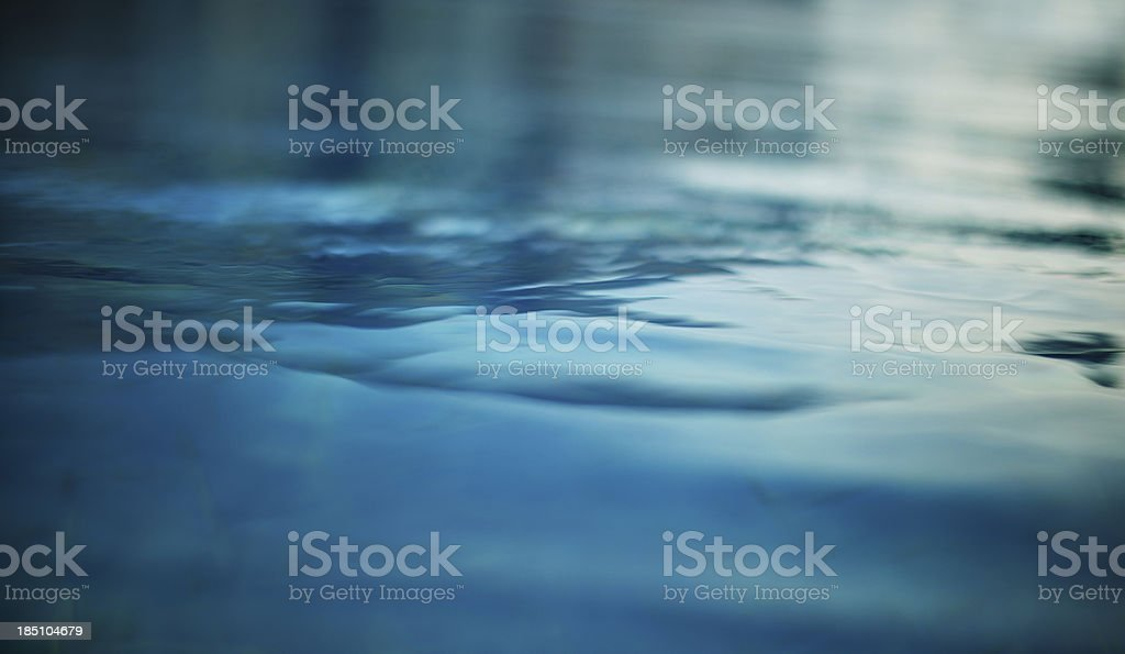 Water surface royalty-free stock photo