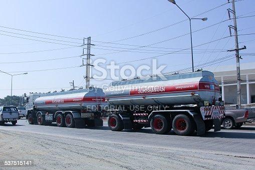 istock Water Tank Truck 537515141