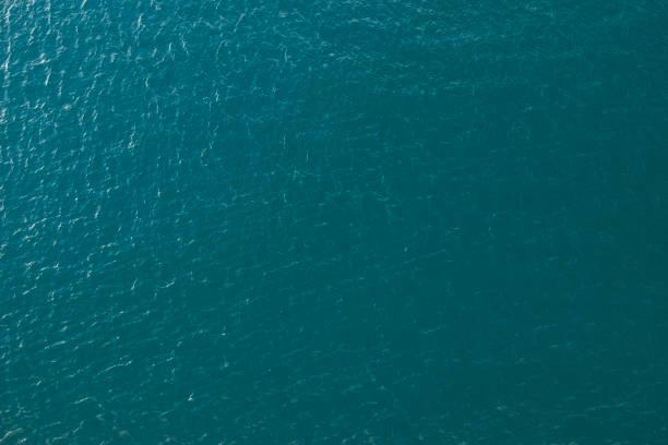 Imagen aérea de la textura de agua - foto de stock