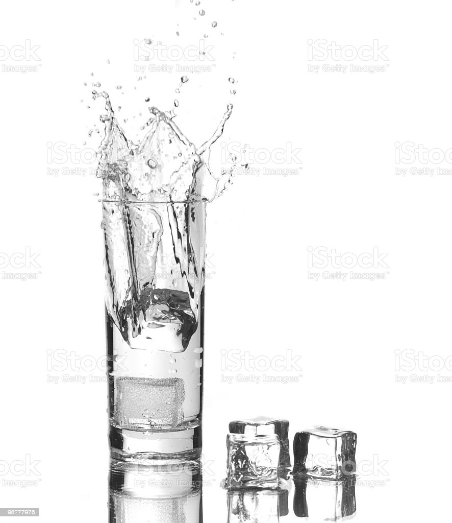Water to drink royalty-free stock photo