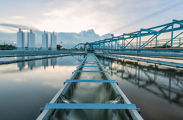 Wasseraufbereitungsanlage – Foto