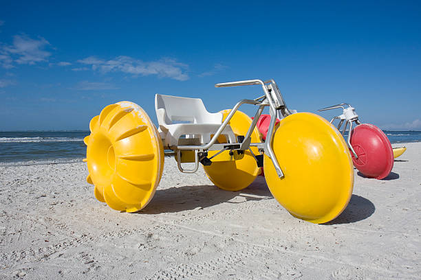 Water Tricycles, Ft. Myers Beach, Florida