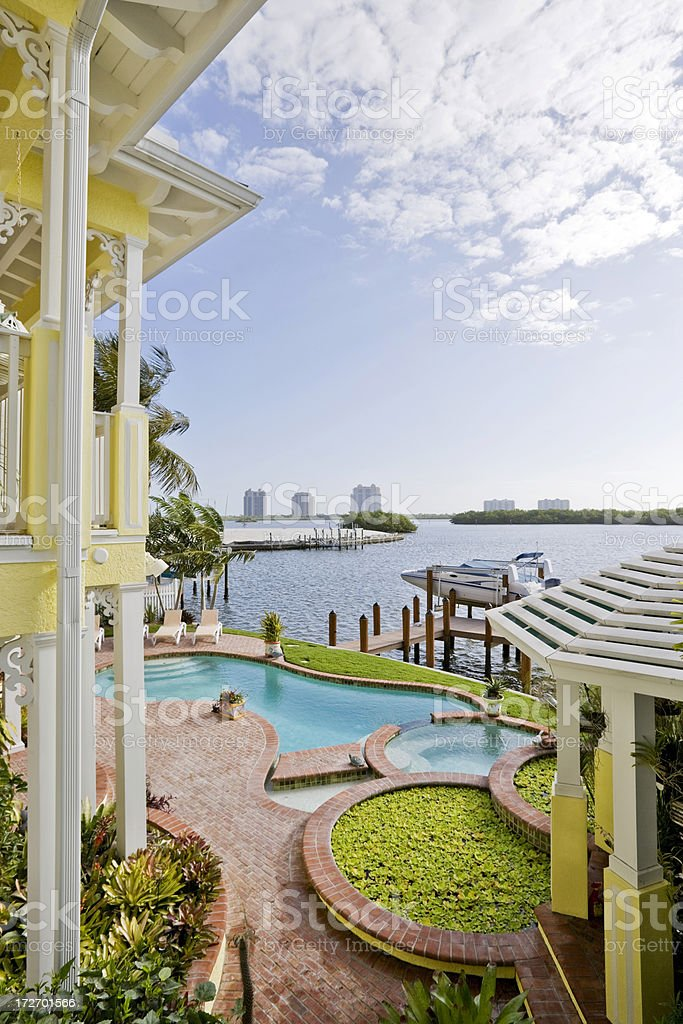 Water Views royalty-free stock photo