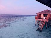 istock A water villa in Bora Bora 1270609974