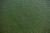 water waves flow river closeup sun shine texture background