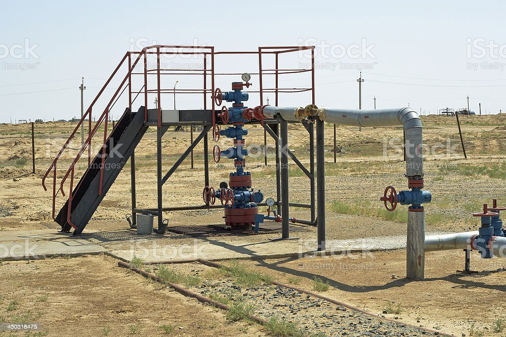 Water well. royalty-free stock photo