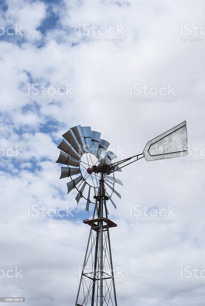 Water wheel royalty-free stock photo