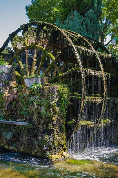 Wasser Räder in der Provence, Frankreich – Foto