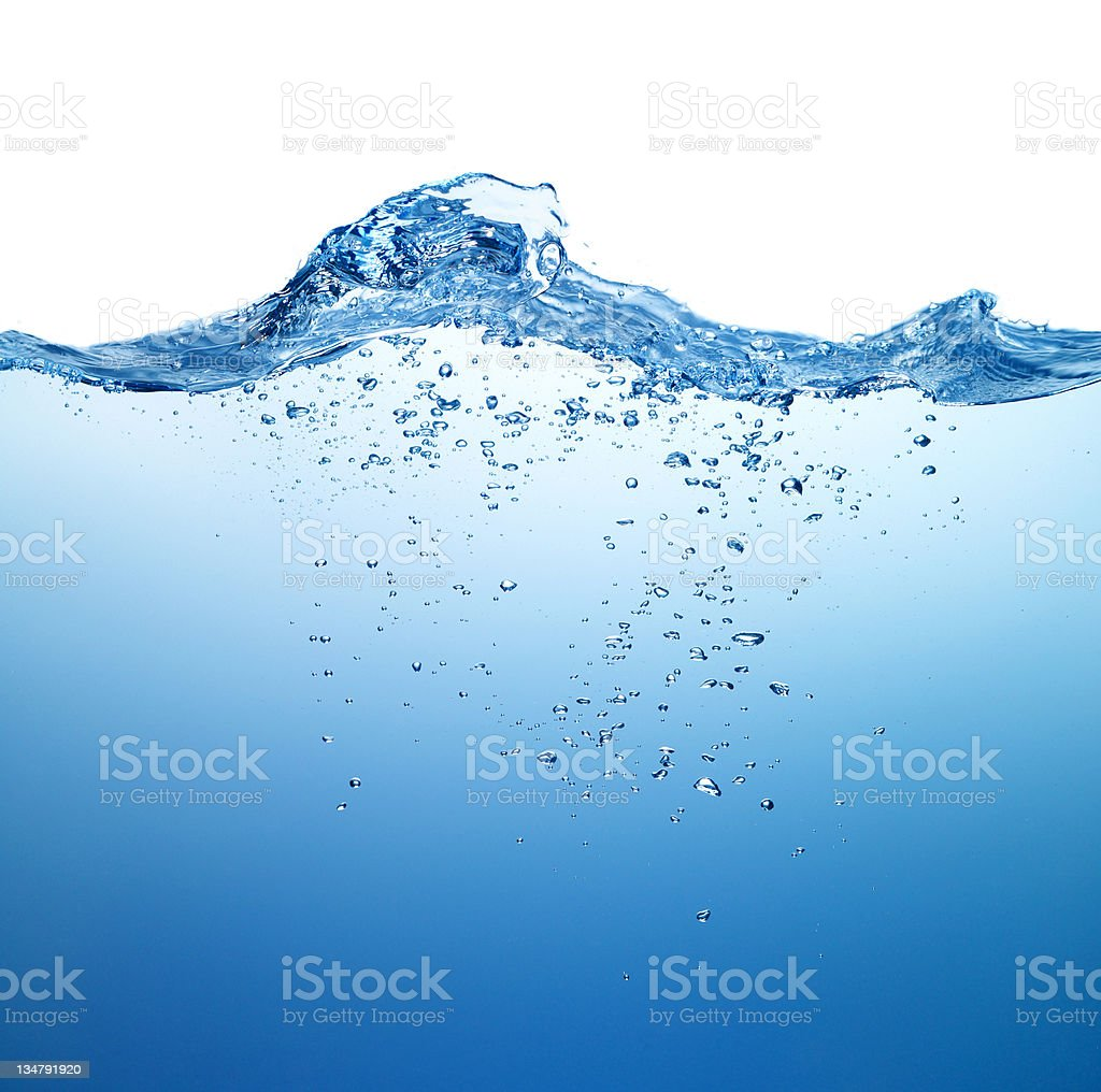 Water XXL royalty-free stock photo