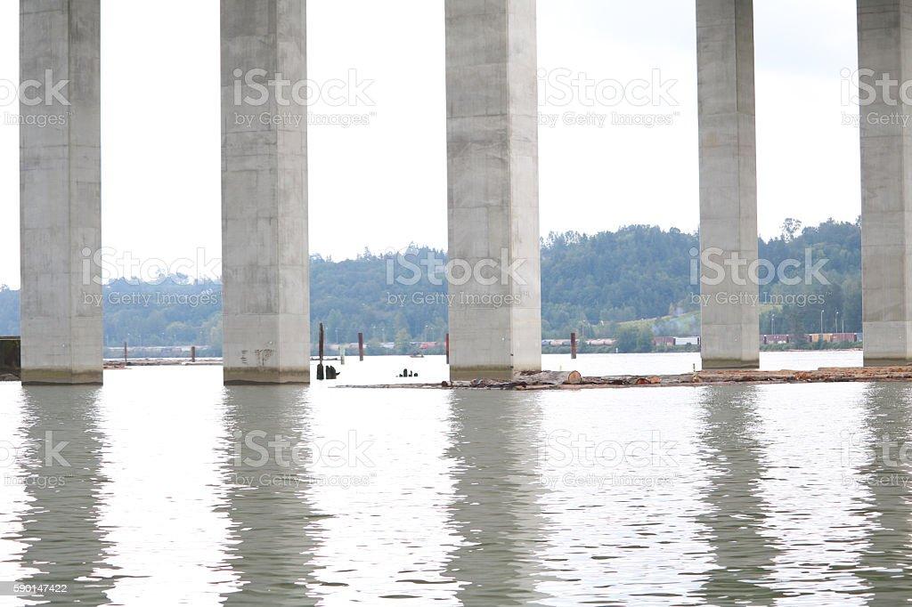 Water_Under_the_Bridge stock photo