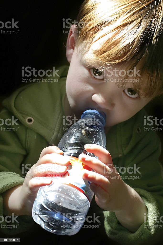 Waterboy 2 royalty-free stock photo