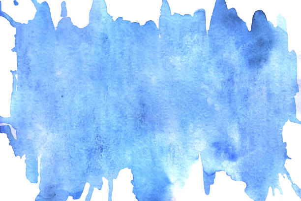 Watercolor background for your design. stock photo
