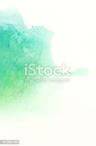 istock Watercolor background 912882280