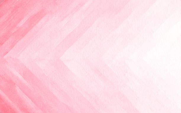 akwarela tekstury tła miękki róż. abstrakcyjne różowe odcienie. - różowy zdjęcia i obrazy z banku zdjęć