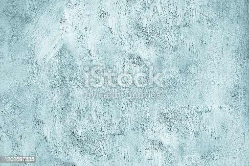 534129348 istock photo Watercolor Blue textured painting background 1202597335