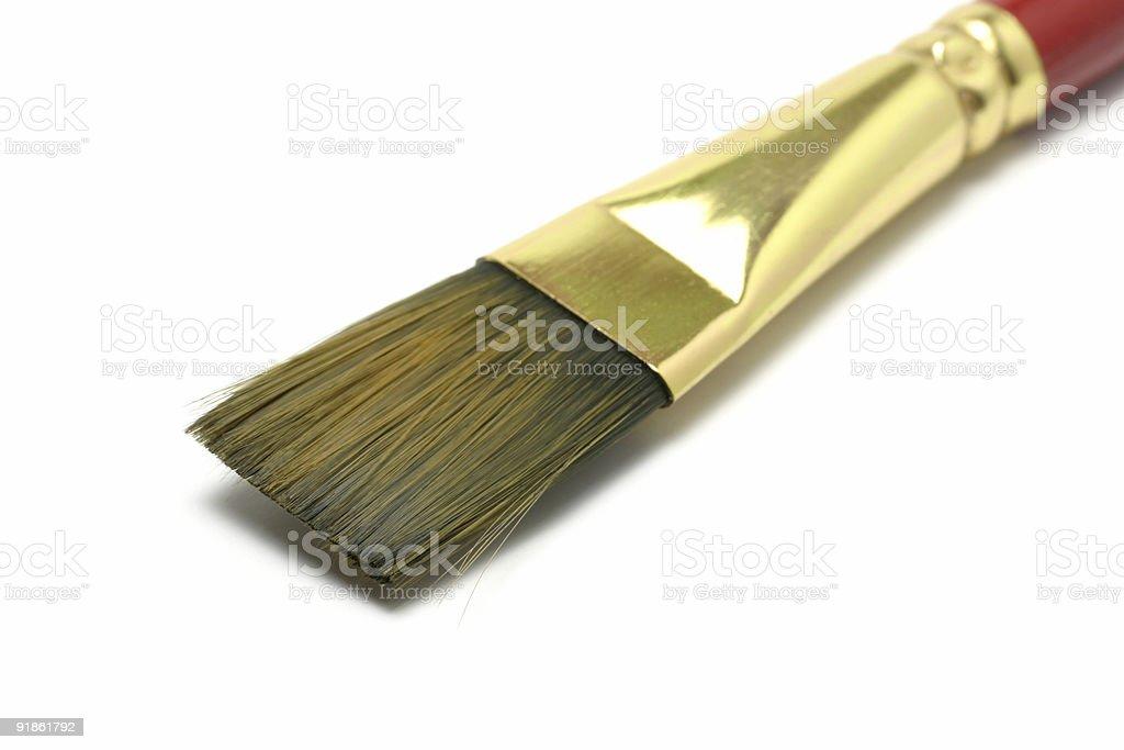 Watercolor Brush royalty-free stock photo