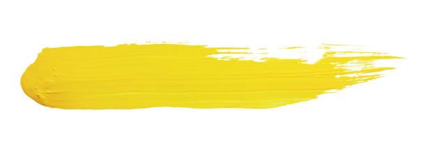 акварель мазок кистью - краска стоковые фото и изображения