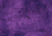 istock Watercolor deep violet background texture, hand painted. Vintage watercolour grape color backdrop. 1286886484