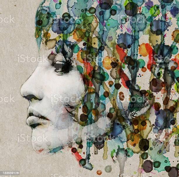 Watercolor female profile picture id133559128?b=1&k=6&m=133559128&s=612x612&h=zhivybut5obv8xrmo5dssqklmcob87perkouikejnco=