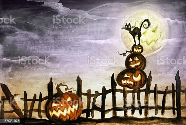 Watercolor halloween illustration picture id187021978?b=1&k=6&m=187021978&s=612x612&h=tmq bc4mkfrixlisd ad3z0ky2hducfybgxobmxtvva=