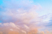 Watercolor illustration of sky with cloud. Artistic natural painting abstract background.Watercolor image of sky with cloud. Artistic natural painting abstract background.Watercolor image of sky with cloud. Artistic natural painting abstract background. abstract background. Watercolor image of sky with cloud. Artistic natural painting abstract background.