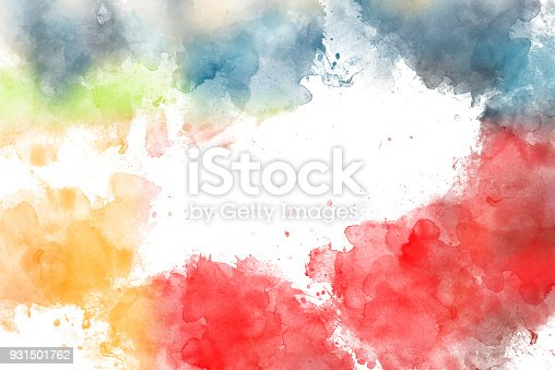 931131702istockphoto Watercolor Painting Textured Background 931501762
