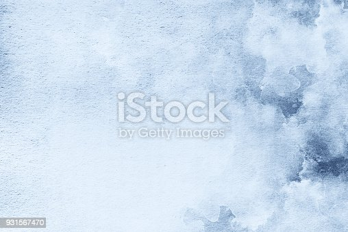511118930 istock photo Watercolor Painting Textured Background 931567470