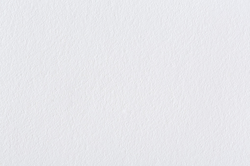 Watercolor Paper Texture Stock Photo - Download Image Now