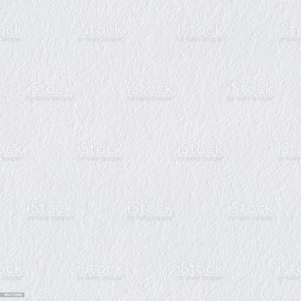 Watercolor paper texture. Seamless square texture. Tile ready stock photo