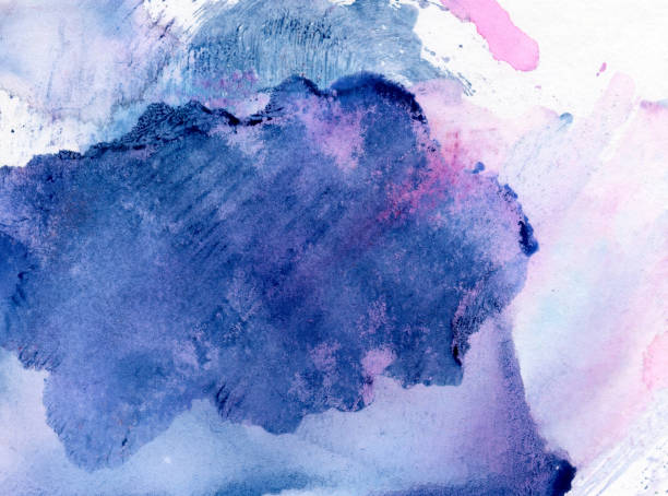 aquarelle - aquarelle sur papier photos et images de collection