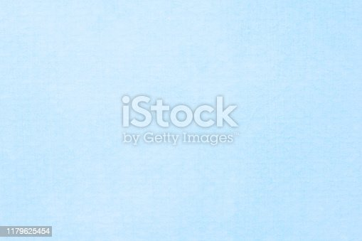 852187968 istock photo Watercolor sky blue light blue texture as background 1179625454