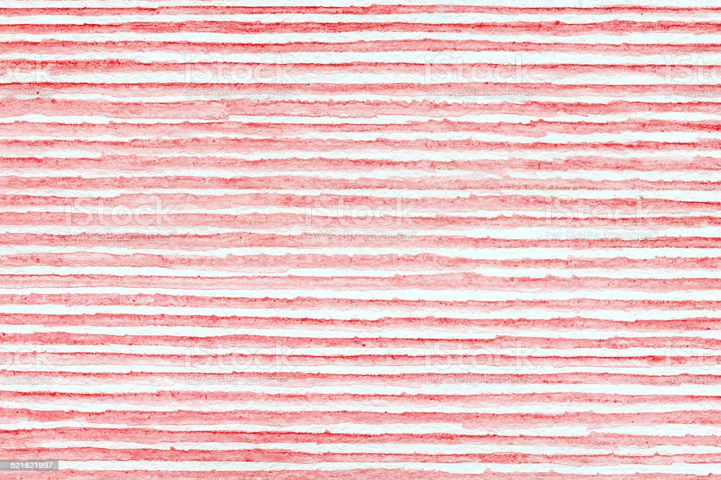 Watercolor striped background stock photo