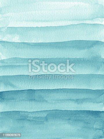 852187968istockphoto Watercolor stripes pattern 1159092675