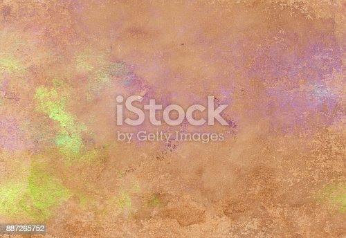 istock Watercolor Textured Background 887265752