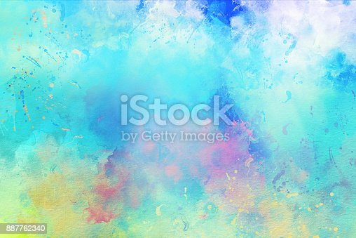 887755698istockphoto Watercolor Textured Background 887762340
