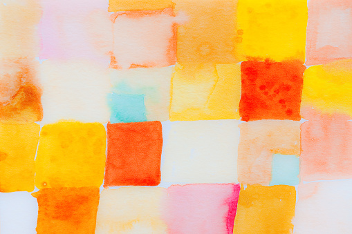 490140226 istock photo watercolors on textured paper background 526728547