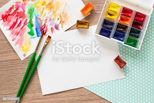 istock Watercolors 537535349