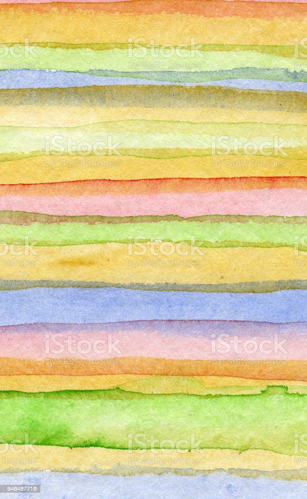 watercolors stock photo