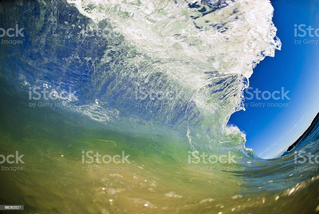 물빛 royalty-free 스톡 사진