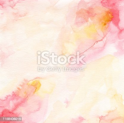 852187968istockphoto Watercolour texture background 1158406015
