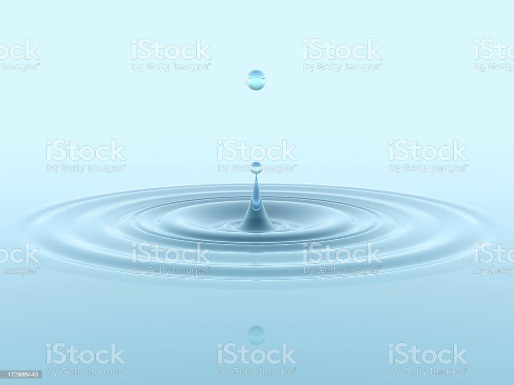 waterdrop stock photo