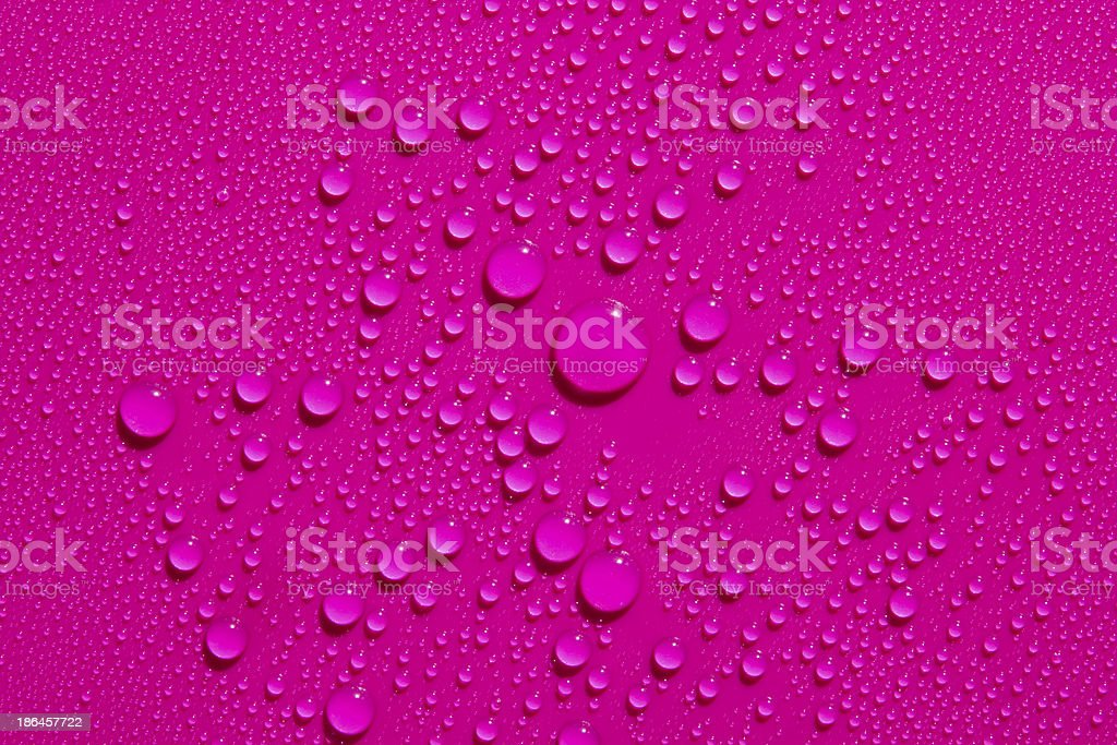 waterdrops background royalty-free stock photo