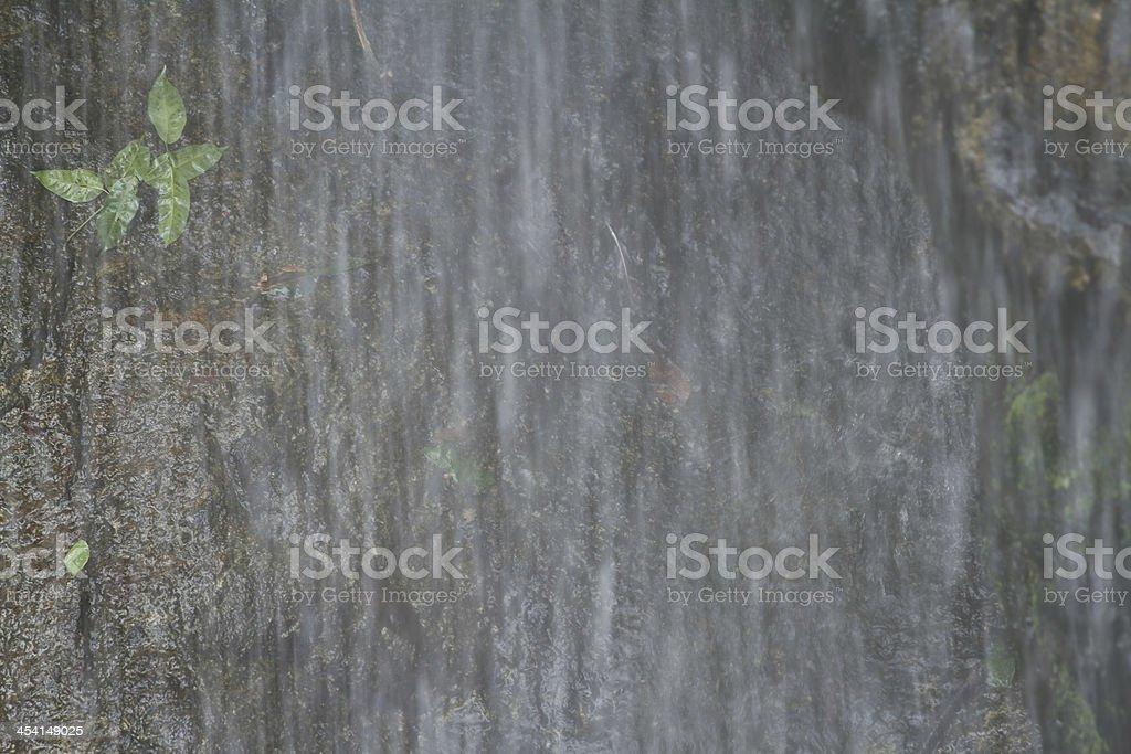 Waterfall background. royalty-free stock photo