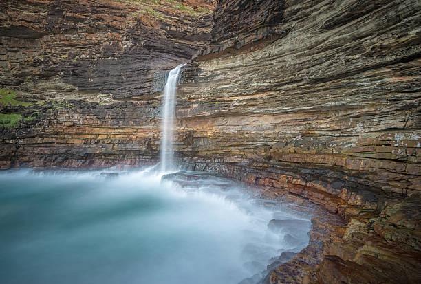 Wasserfall Bluff – Foto