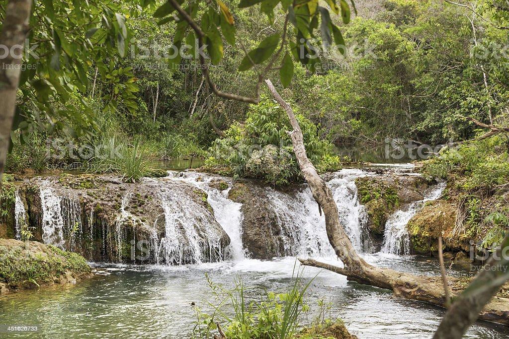 Cachoeira no Bonito, Mato Grosso do Sul - foto de acervo