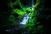Falling Water - Flowing Water, Flowing Water, Japan, Karuizawa, Koshin'etsu Region