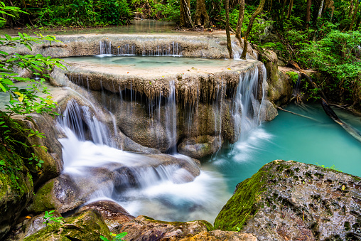 Erawan National Park, Places to Visit in Thailand in June