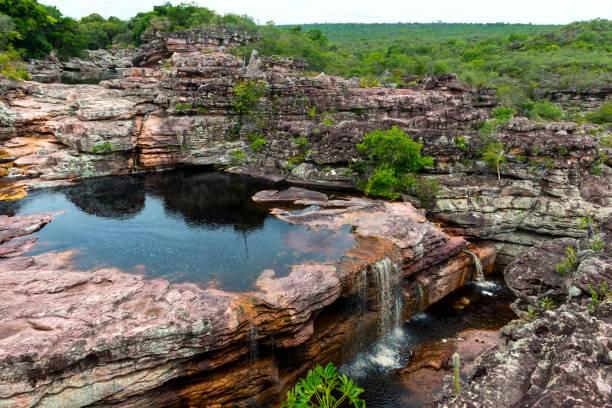 Wasserfall, Naturschutz Gebiet – Foto